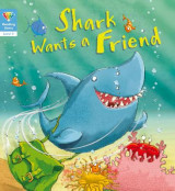 Omslag - Reading Gems: Shark Wants a Friend (Level 3)
