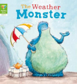 Omslag - Reading Gems: The Weather Monster (Level 4)