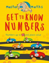 Omslag - Master Maths Book 1: Get to Know Numbers