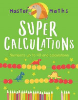 Omslag - Master Maths Book 2: Super Calculations