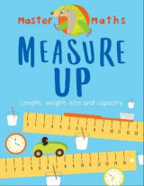 Omslag - Master Maths Book 3: Measure Up
