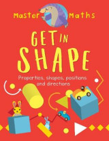 Omslag - Master Maths Book 4: Get in Shape