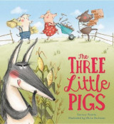 Omslag - Storytime Classics: The Three Little Pigs