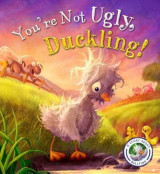 Omslag - Fairytales Gone Wrong: You're Not Ugly, Duckling!