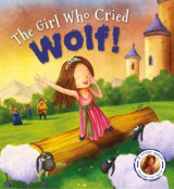 Omslag - Fairytales Gone Wrong: The Girl Who Cried Wolf