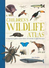 Omslag - Children's Wildlife Atlas
