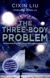 Omslag - The three-body problem