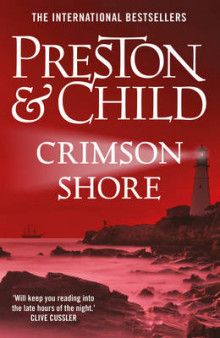 The Crimson Shore av Douglas Preston og Lincoln Child (Heftet)