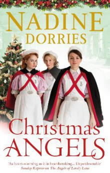 Christmas Angels av Nadine Dorries (Innbundet)