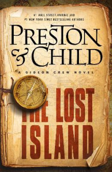 The Lost Island av Douglas Preston og Lincoln Child (Heftet)