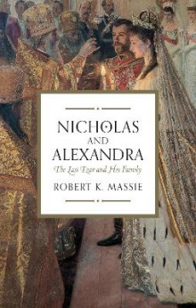 Nicholas and Alexandra av Robert K. Massie (Heftet)