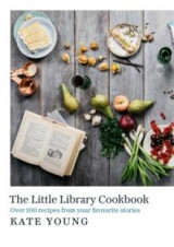 Omslag - The little library cookbook