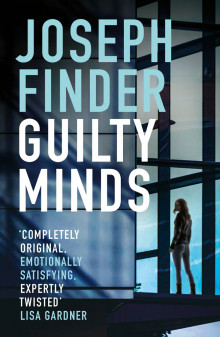 Guilty Minds av Joseph Finder (Heftet)