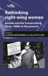 Omslag - Rethinking Right-Wing Women