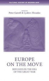 Omslag - Europe on the Move