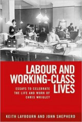 Omslag - Labour and Working-Class Lives