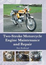 Omslag - Two-Stroke Motorcycle Engine Maintenance and Repair