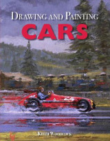 Omslag - Drawing and Painting Cars