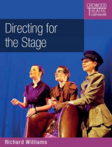 Omslag - Directing for the Stage