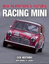 Omslag - How to Prepare a Historic Racing Mini