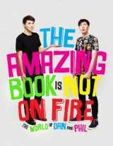 Omslag - The amazing book is not on fire