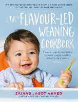 Omslag - The Flavour-Led Weaning Cookbook