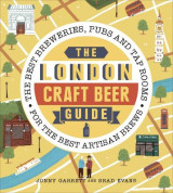 Omslag - The London Craft Beer Guide