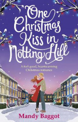 Omslag - One Christmas Kiss in Notting Hill