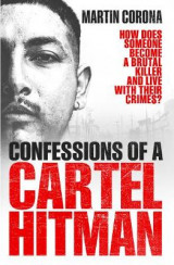 Omslag - Confessions of a Cartel Hitman