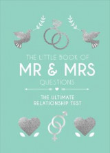 Omslag - The Little Book of Mr & Mrs Questions