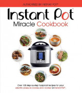 Omslag - The Instant Pot Miracle Cookbook