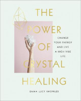 Omslag - The Power of Crystal Healing