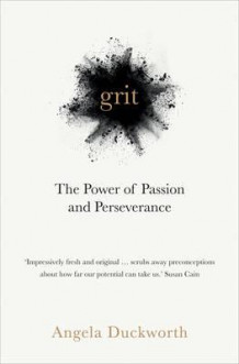 Grit av Angela Duckworth (Heftet)