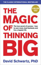 Omslag - The Magic of Thinking Big