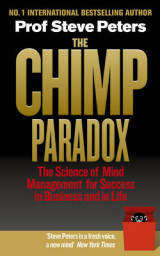 Omslag - Chimp paradox - the acclaimed mind management programme to help you achieve