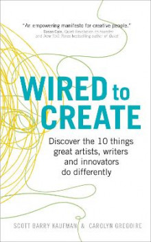 Wired to Create av Dr Scott Barry Kaufman og Carolyn Gregoire (Heftet)