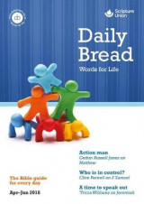 Omslag - Daily Bread 2018