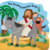 Omslag - The Donkey and the King