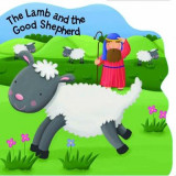 Omslag - The Lamb and the Shepherd