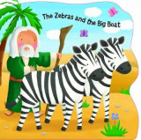 Omslag - The Zebras and the Big Boat