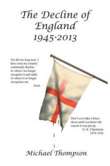 The Decline of England 1945-2013 av Michael Thompson (Heftet)