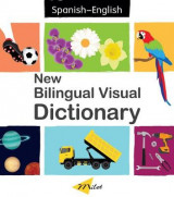 Omslag - New Bilingual Visual Dictionary English-Spanish