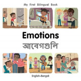 Omslag - My First Bilingual Book-Emotions (English-Bengali)