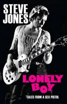 Lonely Boy av Steve Jones (Heftet)