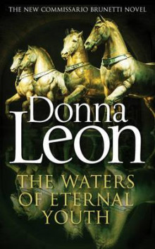 Waters of eternal youth av Donna Leon (Heftet)