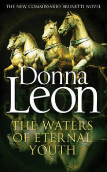 The Waters of Eternal Youth av Donna Leon (Innbundet)
