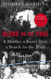 Blood on the Page av Thomas Harding (Innbundet)