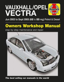 Vauxhall Opel Vectra Petrol & Diesel Service and Repair Manual av Haynes (Heftet)