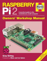Omslag - Raspberry Pi 2 Manual: A Practical Guide to the Revolutionary Small Computer 2016