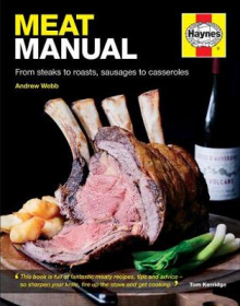 Meat Manual av Andrew Webb (Innbundet)